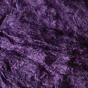 """Материалы для творчества ручной работы. Ярмарка Мастеров - ручная работа шелковая вата """"Фиолетовая"""" для валяния. Handmade."""