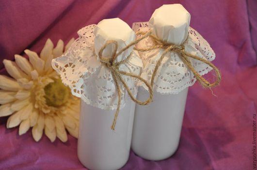 Молочко для тела ручной работы. Ярмарка Мастеров - ручная работа. Купить Молочко для интимной гигиены с молочной кислотой. Handmade. Белый