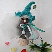 Куклы и игрушки handmade. Livemaster - original item Harbinger of a miracle good witch