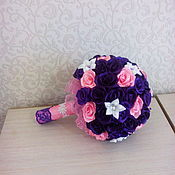 Свадебные букеты ручной работы. Ярмарка Мастеров - ручная работа Свадебный топиарий (Букет невесты). Handmade.