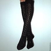 Аксессуары handmade. Livemaster - original item Socks