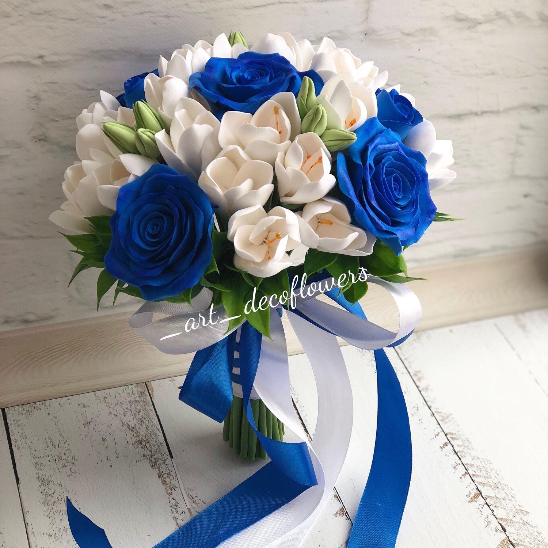 Быстрая доставка свадебный букет и цветов — img 15