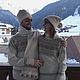 Кофты и свитера ручной работы. Ярмарка Мастеров - ручная работа. Купить Свитер вязаный мужской Снежный Свитер с норвежским узором. Handmade.