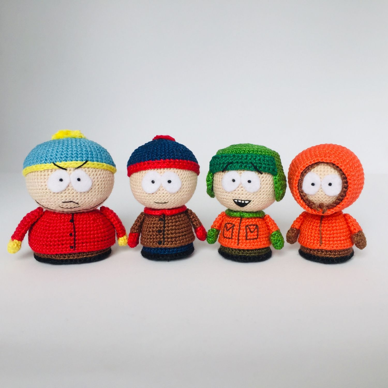 South Park figurines, Stuffed Toys, Moscow,  Фото №1
