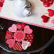 """Для дома и интерьера ручной работы. Ярмарка Мастеров - ручная работа Набор """"Чай для двоих"""". Handmade."""