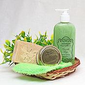 Косметика ручной работы handmade. Livemaster - original item set for a bath.. Handmade.