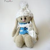 Куклы и игрушки ручной работы. Ярмарка Мастеров - ручная работа Кролик Ленни. Handmade.