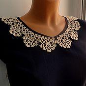 handmade. Livemaster - original item Lace collar