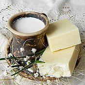 """Косметика ручной работы. Ярмарка Мастеров - ручная работа Натуральное мыло """"Dairy Cream"""". Handmade."""