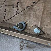 Украшения ручной работы. Ярмарка Мастеров - ручная работа Пара птичек. (на выбор или вместе). Handmade.