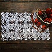 Для дома и интерьера handmade. Livemaster - original item Decorative napkins: Track on the table No. №5. Handmade.