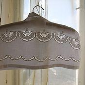 Аксессуары ручной работы. Ярмарка Мастеров - ручная работа вешалка для одежды из  нежных тканей. Handmade.