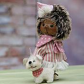 Куклы и игрушки ручной работы. Ярмарка Мастеров - ручная работа Ива и Чегевара. Handmade.