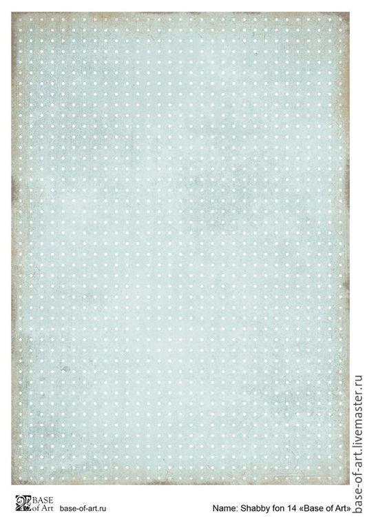 """Декупаж и роспись ручной работы. Ярмарка Мастеров - ручная работа. Купить Декупажные карты  """"Shabby fon 2"""" от Base of Art. Handmade."""