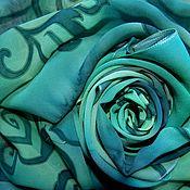 Аксессуары handmade. Livemaster - original item Tippet batik