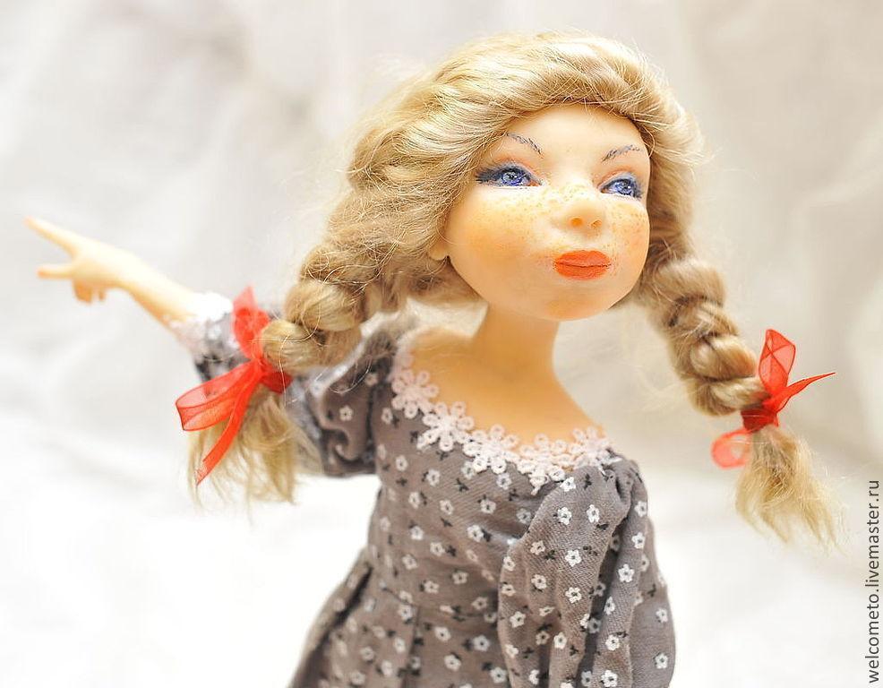 кукла из пластика пнд, материалы любительском