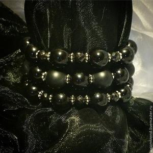 комплект браслетов, авторские украшения