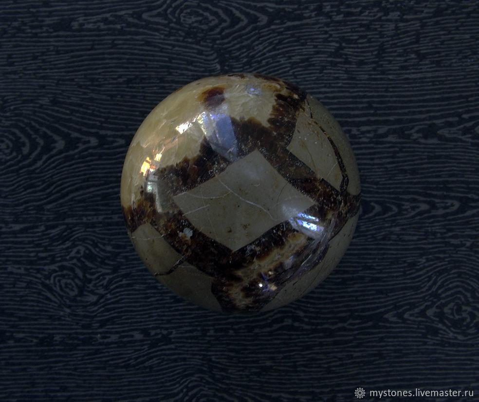 Шар из натурального камня симбирцит, Шар, Москва,  Фото №1