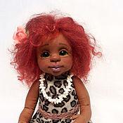 Куклы и игрушки ручной работы. Ярмарка Мастеров - ручная работа Малышка Джесика. Handmade.