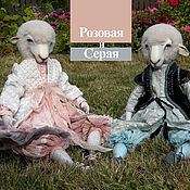 Куклы и игрушки ручной работы. Ярмарка Мастеров - ручная работа Серая. Handmade.