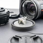 Сумки и аксессуары handmade. Livemaster - original item Trinkets: The camera. Handmade.