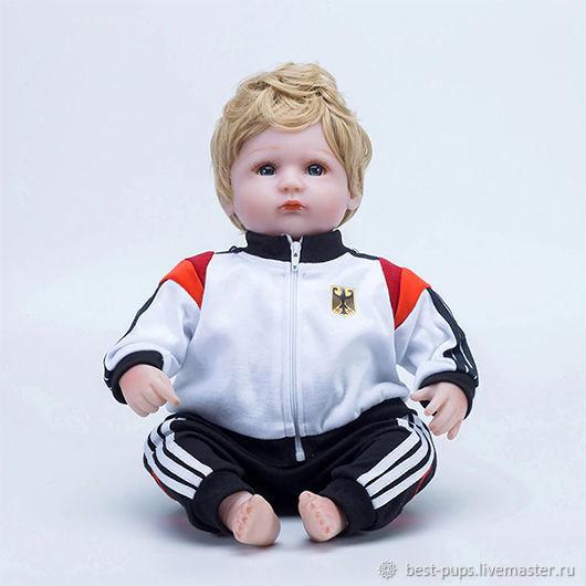 Кукла Reborn, футболист Германия (A), Куклы Reborn, Старый Оскол,  Фото №1