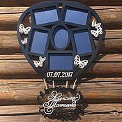 Сувениры и подарки handmade. Livemaster - original item Photo frame