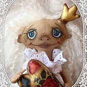 Куклы и игрушки ручной работы. Ярмарка Мастеров - ручная работа Куколка Влюбленная принцесса. Handmade.