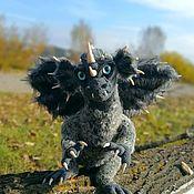 Куклы и игрушки handmade. Livemaster - original item Dragon knitted. Handmade.