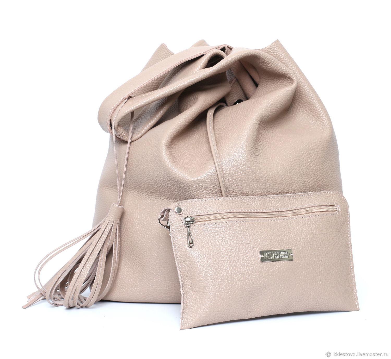 Bag - Bag Pack - large size makeup bag and purse – shop online on ... 8a2c8d76d3607