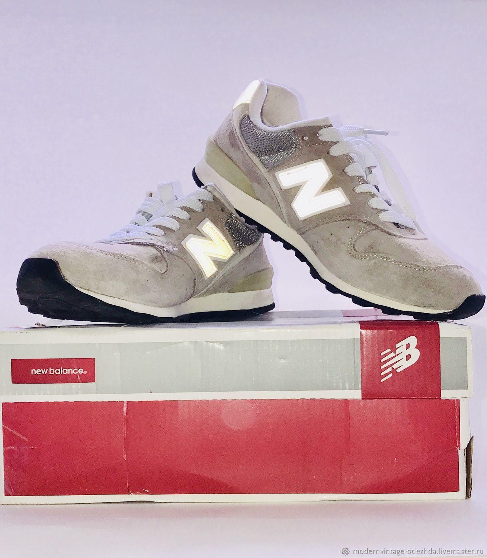 661c34450 Винтажная обувь. Ярмарка Мастеров - ручная работа. Купить Винтаж: Кроссовки  NEW BALANCE.