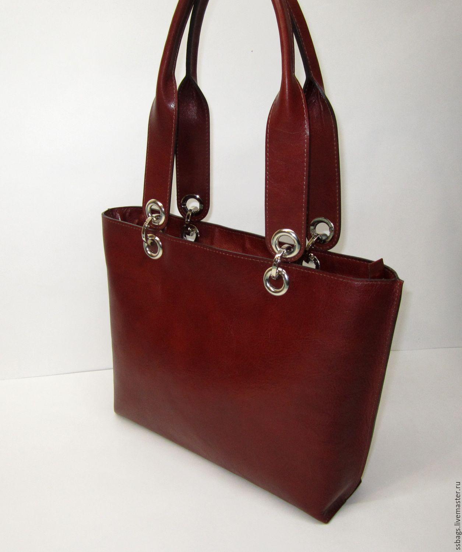 83be6854f77d Женские сумки ручной работы. Ярмарка Мастеров - ручная работа. Купить  Женская сумочка из итальянской ...