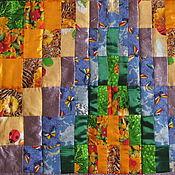 Для дома и интерьера ручной работы. Ярмарка Мастеров - ручная работа Лоскутное детское одеяло Ручеёк. Handmade.