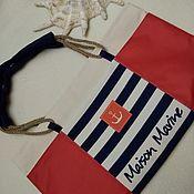 Сумки и аксессуары handmade. Livemaster - original item Bag of Masonlarin red. Handmade.