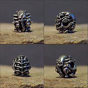 Материалы для творчества handmade. Livemaster - original item Space Jockey charm. Handmade.