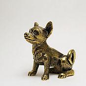 Сувениры и подарки handmade. Livemaster - original item Chihuahua. Handmade.