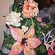 Handbags handmade. Bag 'Summer bouquet'. Elegant felt from TriKoN. Online shopping on My Livemaster. Floral