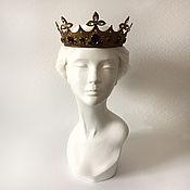 Субкультуры handmade. Livemaster - original item Crown. Handmade.