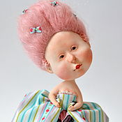 """Куклы и пупсы ручной работы. Ярмарка Мастеров - ручная работа Коллекционная кукла """"Жозефина"""". Handmade."""