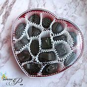 Мыло ручной работы. Ярмарка Мастеров - ручная работа Мыло Коробка конфет. Handmade.