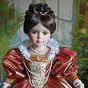 Куклы и игрушки handmade. Livemaster - original item doll ELIZABETH. Handmade.