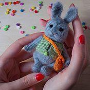 Куклы и игрушки ручной работы. Ярмарка Мастеров - ручная работа Зайка Оливер. Handmade.