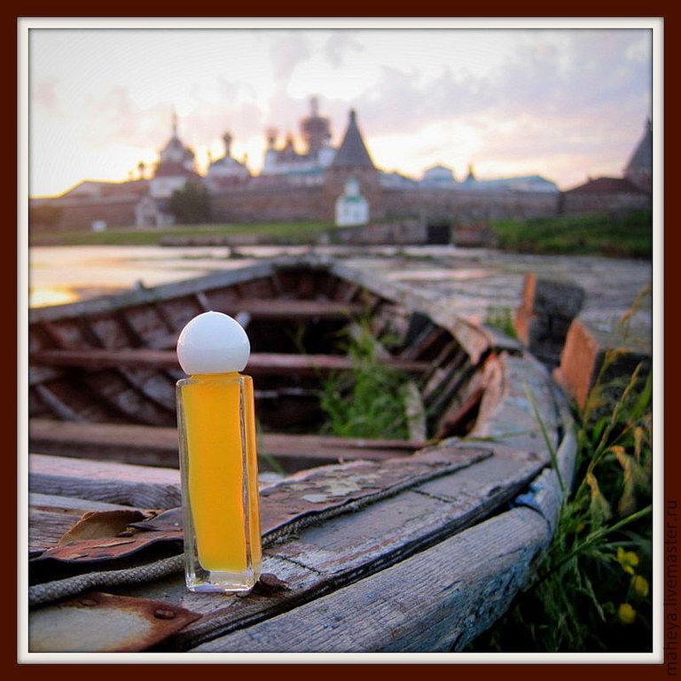 Духи «Морские дюны», Духи, Соловки,  Фото №1