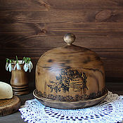 Для дома и интерьера handmade. Livemaster - original item Bread-the bell the Cloche country
