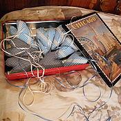 Куклы и игрушки ручной работы. Ярмарка Мастеров - ручная работа Тильда-сердечки (гирлянда). Handmade.