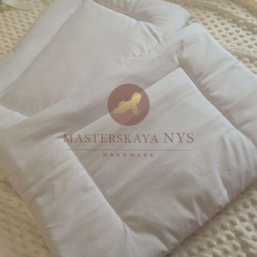 Детская ручной работы. Ярмарка Мастеров - ручная работа. Купить Подушка для младенцев и от года. Handmade. Подушка, подушка для младенцев