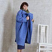 РАСПРОДАЖА-50% Пальто из шерстяного букле. Арт. 064