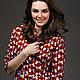 """Платья ручной работы. Ярмарка Мастеров - ручная работа. Купить платье """"Воздушные шары"""". Handmade. Разноцветный, платье летнее"""