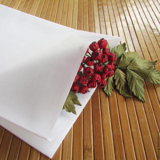 Нью поплин. Японская ткань для цветов. САКУРА - материалы для цветоделия.