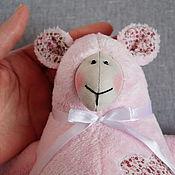 Куклы и игрушки ручной работы. Ярмарка Мастеров - ручная работа Овечка Зефирка. Handmade.